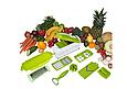 Овощерезка Nicer Dicer Plus Найсер Дайсер шинковка тёрка измельчитель, Мультислайсер для овощей и фруктов, фото 7