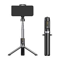 Монопод-штатив 3in1 Remax Life RL-EP03 Bluetooth Selfie  Black
