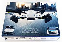 Квадрокоптер SG700 c WiFi камерой. Складывающийся корпус, фото 8
