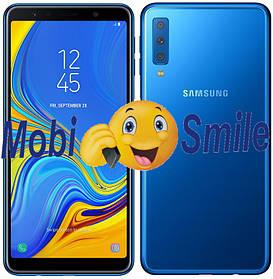 Смартфон Samsung Galaxy A7 2018 Blue (SM-A750FZKUSEK) Оригинал Гарантия 12 месяцев