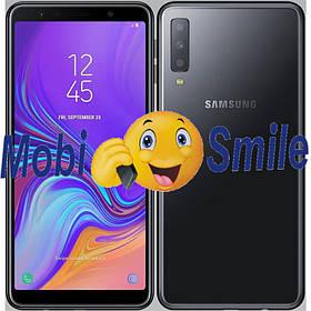 Смартфон Samsung Galaxy A7 2018 Black (SM-A750FZKUSEK) Оригинал Гарантия 12 месяцев