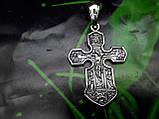 Серебряный крестик, фото 2