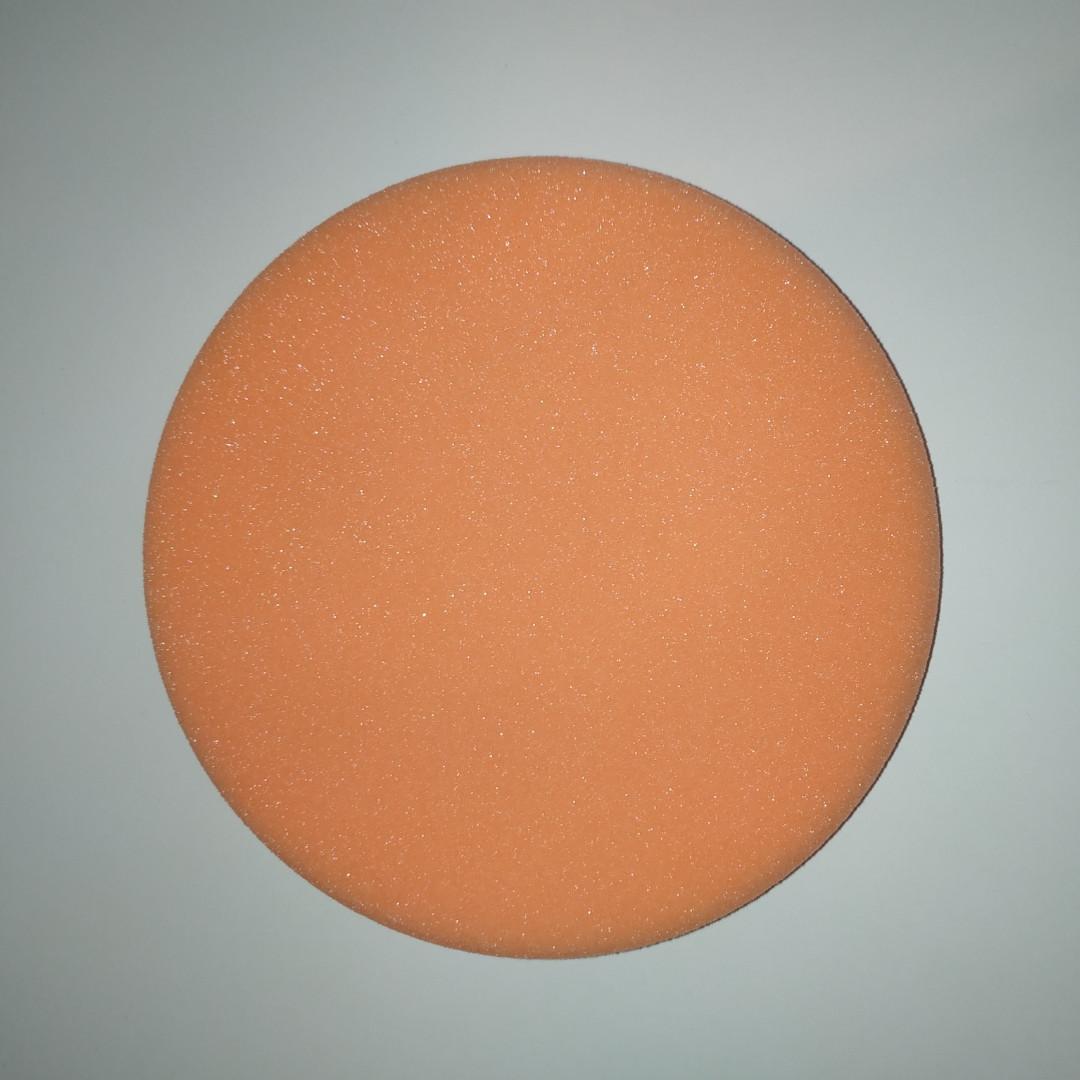 Оранжевый полировальный круг 3М D150мм