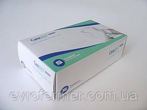 Одноразовые медицинские латексные перчатки (нестерильные) с пудрой размер М