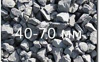 Щебень гранітний фракції 40-70
