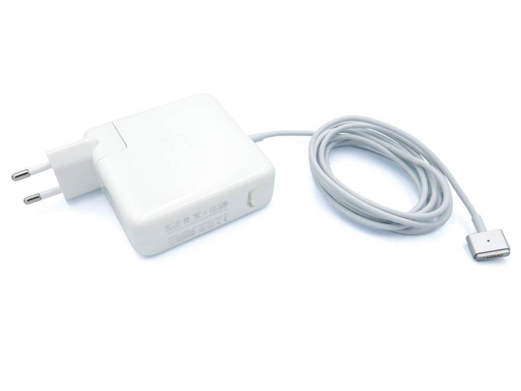Блок питания APPLE MagSave2 20V 4.25A 85W A1424 OEM (T-pin)