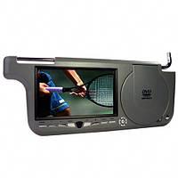 Авто DVD ТВ козырек солнцезащитный