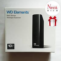 WD (Red) Elements 10TB Внешний жесткий диск. Оригинал