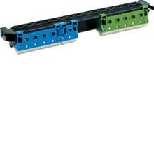 Удерживатель с клемами  PE/N 19xN+17xPE/5xN+5xPE для щитков Hager volta VU и vector (VZ463)