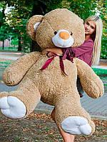 Плюшевый Мишка Томми 180см Большой Мишка игрушка Плюшевый медведь Мягкие мишки игрушки Ведмедик, фото 1