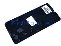 Дисплей + сенсор (модуль) Samsung A105 A10 2019, M105 M10 2019 черный high copy