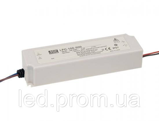 Блок питания Mean Well 100.8W DC96V IP67 (LPC-100-1050)