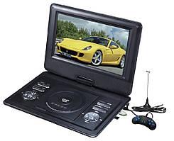 """Портативный DVD-проигрыватель с Т2 Opera 1180 - 11"""" Экран - TV - USB - SD"""