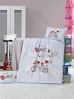 Комплект в детскую кроватку Victoria «Bunnies»