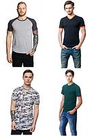 Мужские футболки про-во Украина