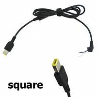 Кабеля для ноутбука LENOVO YOGA шнур для блока питания зарядного устройства squre