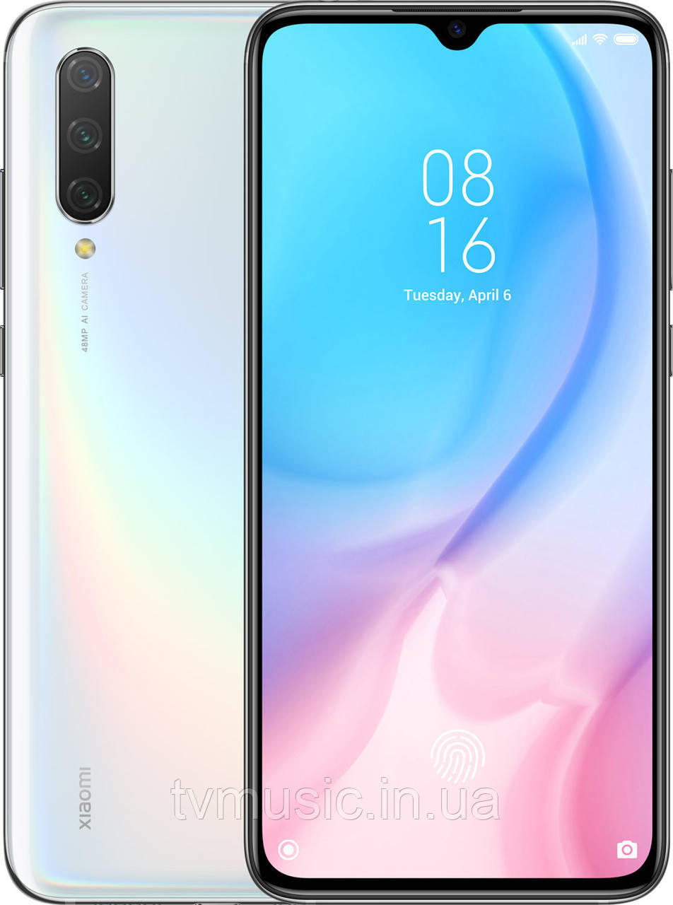 Мобильный телефон Xiaomi Mi 9 Lite 6/128GB Pearl White