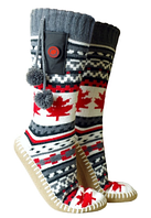 Тапочки с подогревом с носками Glovii  GOB