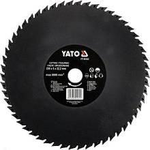 Диск-фреза отрезной по дереву YATO YT-59163 (Польша)