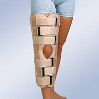 Тутора колінного суглобу з бічними і задніми жорсткими пластинами, універсальний, 70 см IR 7000