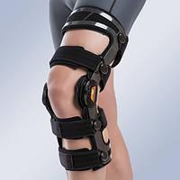 Армований ортез колінного суглобу з обмежувачем згинання-розгинання OCR200
