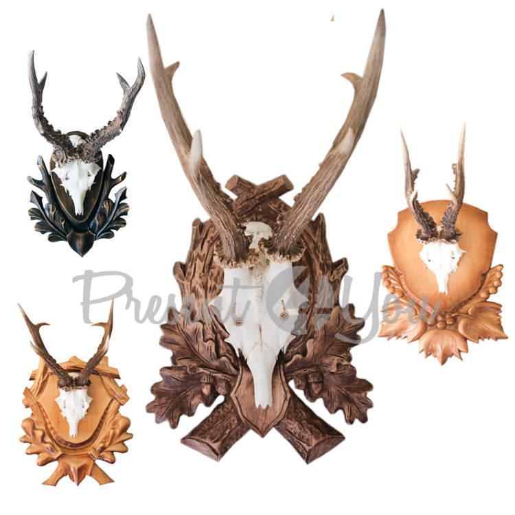 Рога косули натуральные (1003R)