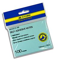 Стикеры для заметок 76 x 102 мм пастель BM.2313-99 Buromax