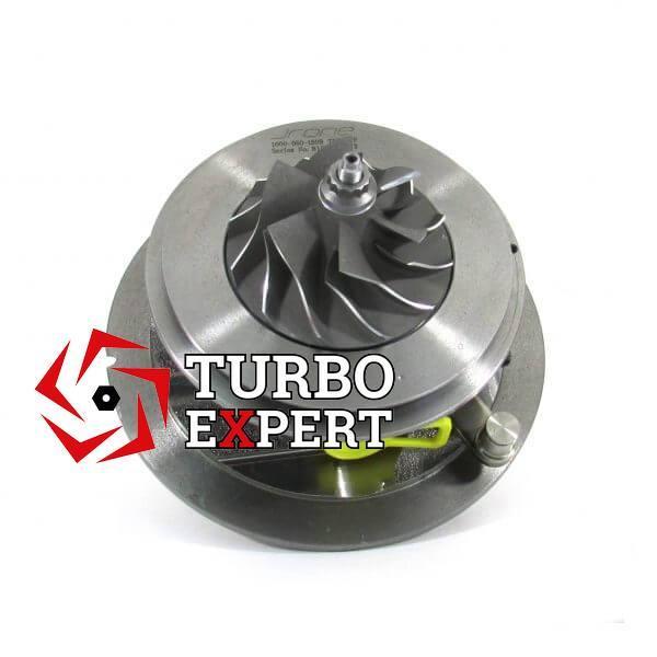 Картридж турбины 49T77-07535, Volkswagen Crafter 2.5 TDI, 80 Kw, CEBB, 076145701Q, 076145702C, 2006-2011