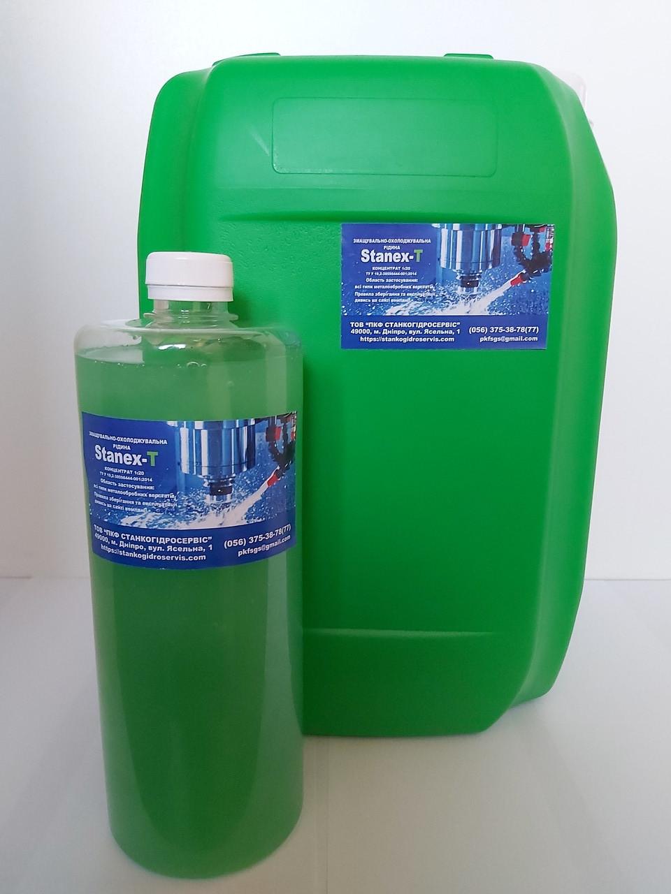 Смазочно-охлаждающая жидкость Stanex Т