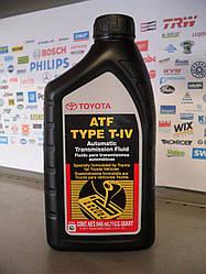 Трансмиссионное масло Toyota ATF T4
