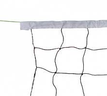 Волейбольная сетка с тросом и тканью. SD-802