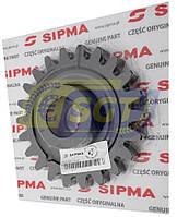 Шестерня приводная z22 вала вязальных аппаратов Sipma (Оригинал)