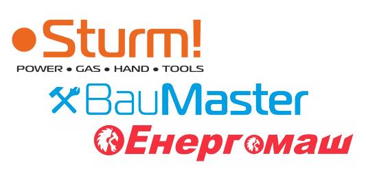 Инструмент и оборудование Sturm, Энергомаш, Baumaster