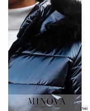 Спортивный костюм женский зимний батал, фото 2