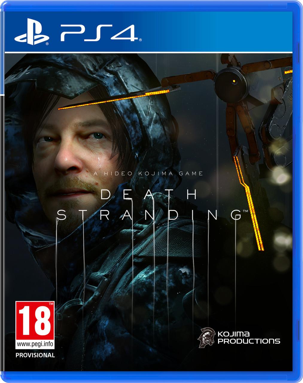 Игра Death Stranding для PS4