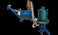 Мини-завод рассыпного комбикорма (измельчитель+шнек подачи + смеситель)