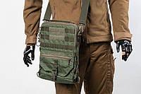 Тактичний планшет (тактична сумка планшет), колір олива, фото 1