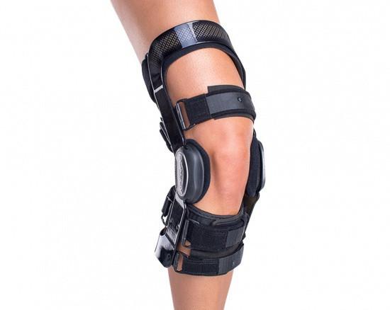 FULLFORCE, ACL, STD, CALF, брейс колінного суглобу, модель 11-0258
