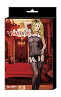 Эротическое боди (кэтсьюит) Yilianna Oks 09801 /021