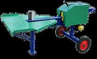 Электромеханический дровокол реечный