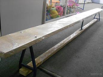 Лавка гимнастическая скамья, лава 1,5 м деревянная