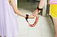 Поводок для ребенка на руку Anti-lost Голубой 2 метра Оптом, фото 3