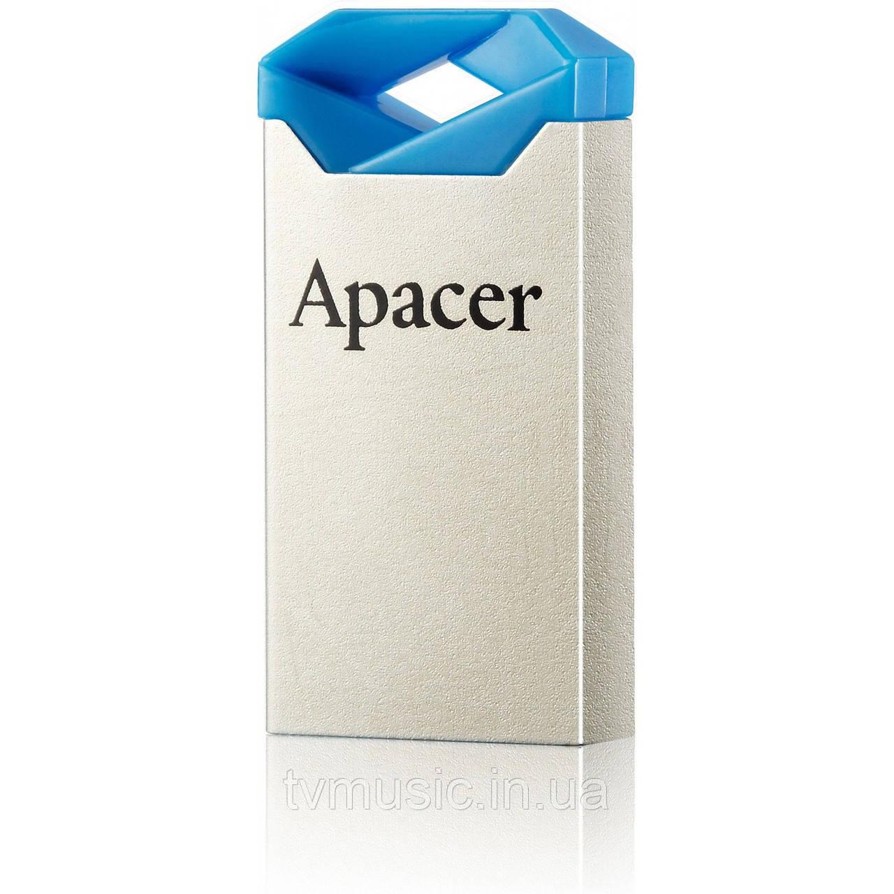 USB флешка Apacer AH111 32GB Blue (AP32GAH111U-1)