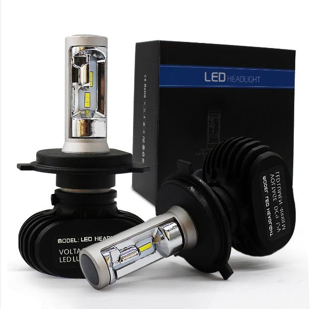 LED лампы 4000Lm 7G поколение