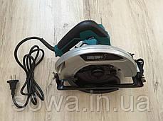 ✔️ Пила дисковая Euro Craft cs 214 _ черная коробка     1800Вт, 185мм, фото 2