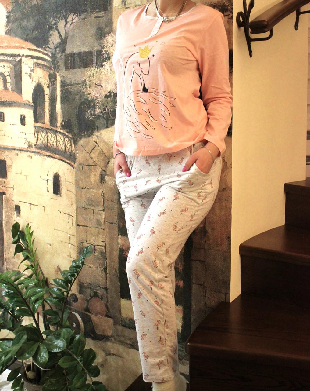 Пижама женская (5шт)Хлопок
