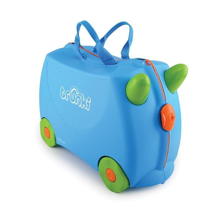 Детский дорожный чемодан Terrance Trunki TRU-B054