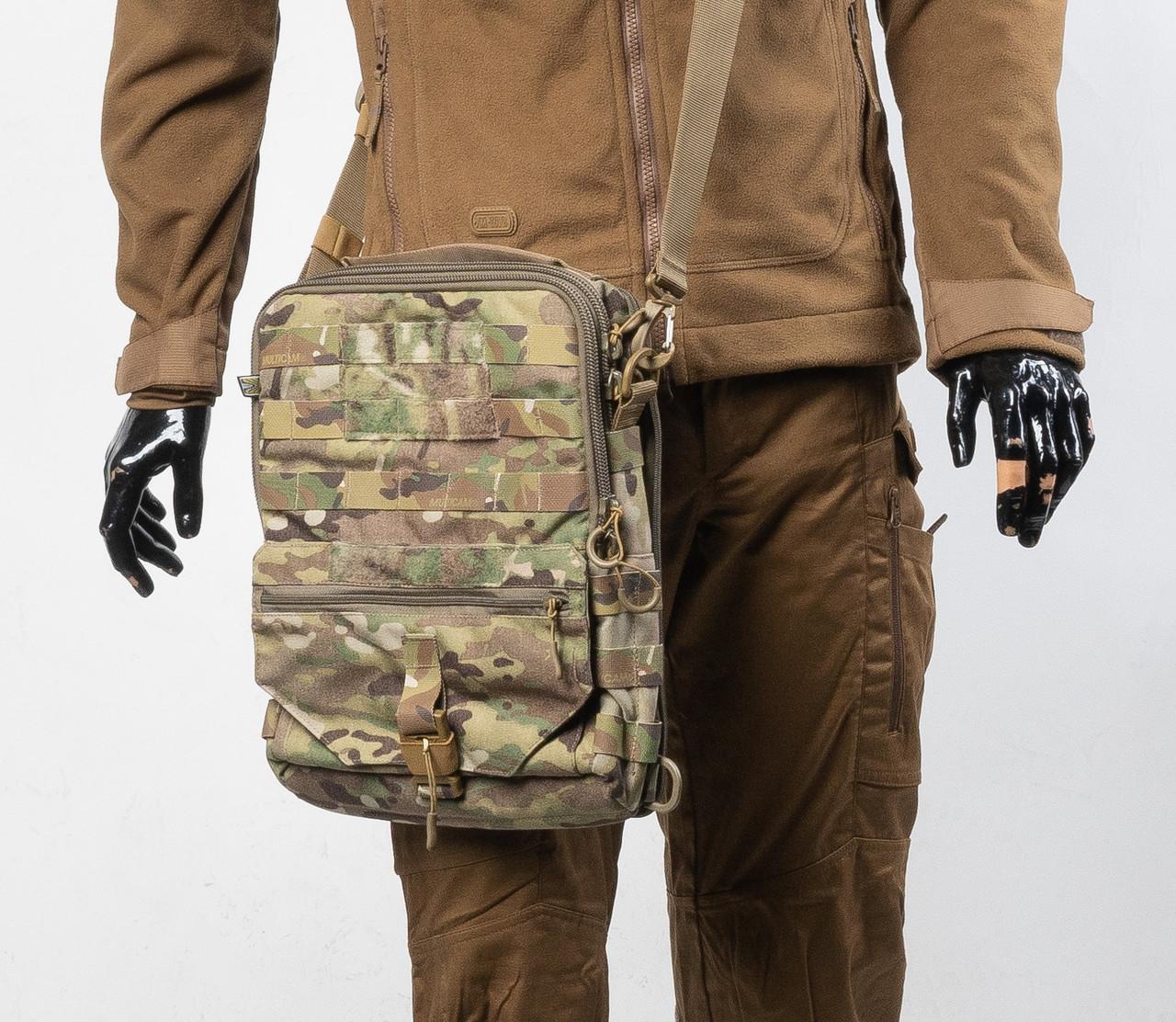 Тактичний планшет (тактична сумка планшет), колір мультикам