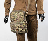 Тактичний планшет (тактична сумка планшет), колір мультикам, фото 1