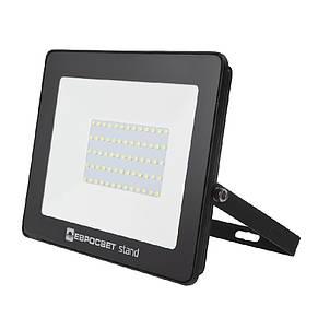Прожектор светодиодный LED EV-70-504 70w 180-260v 6400k 5600Lm Stand, фото 2